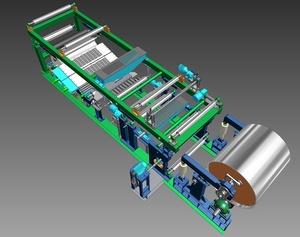 高效单核硅酸钙板生产线主机体现了长网制板技术的低投入高产出的特点是创业初期的道选!